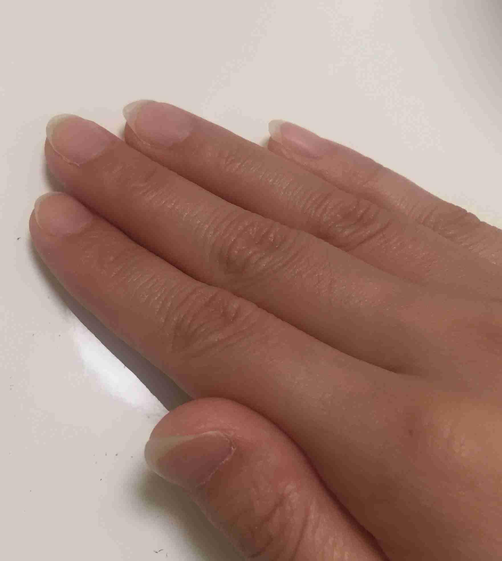 コンプレックス!マムシ指の人
