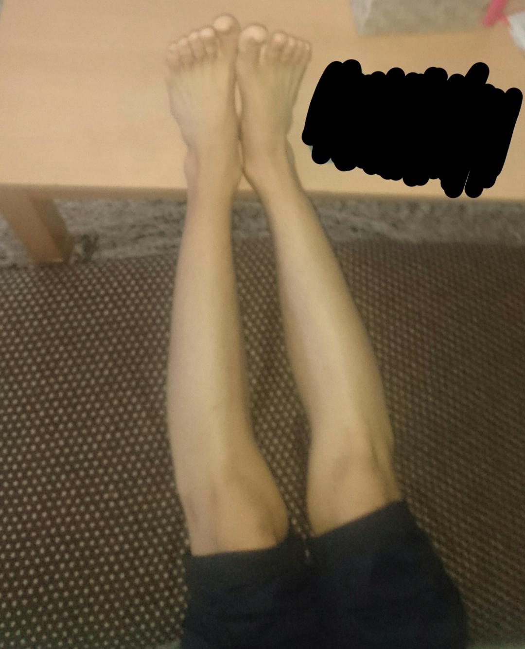 ゆうたろうのお風呂ショットに騒然「男子の足じゃない」