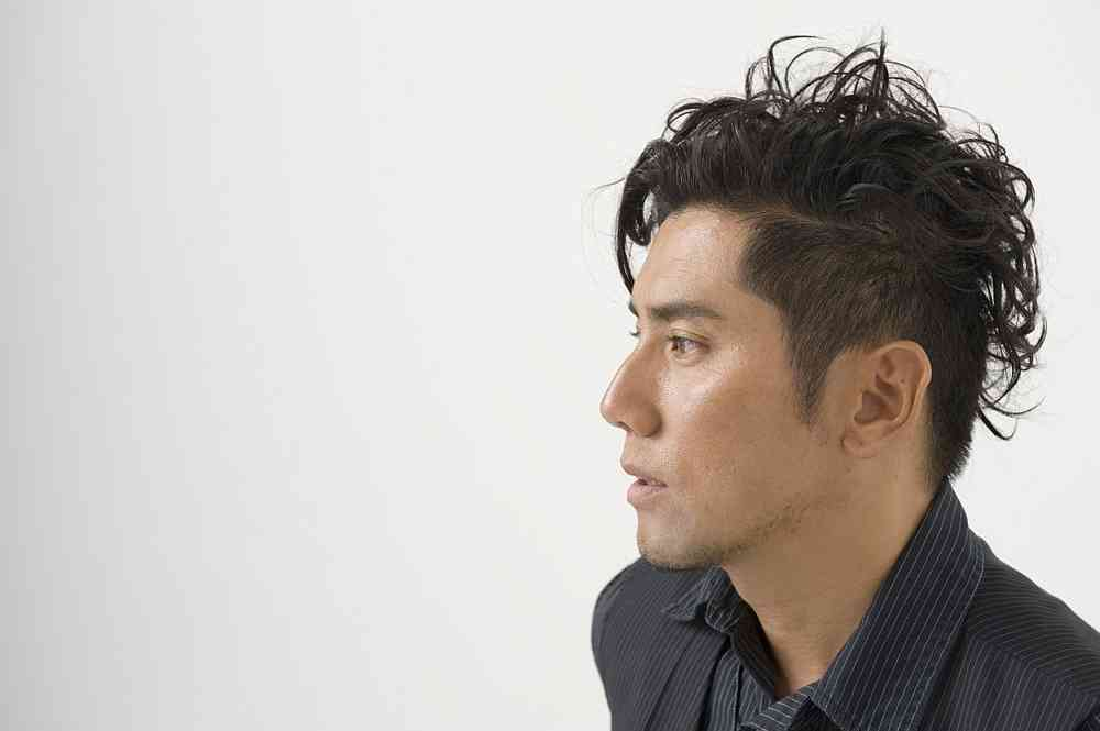 好きな男性の髪型