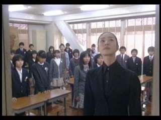 「女王の教室」見ていた人