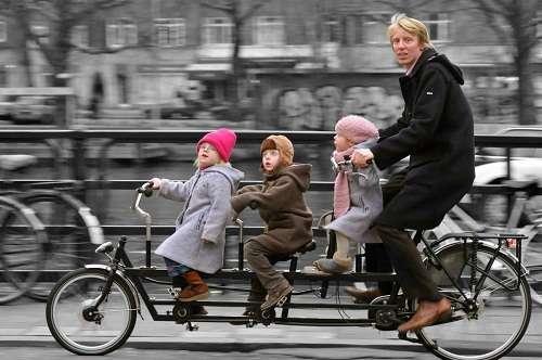 自転車通勤、通学の方