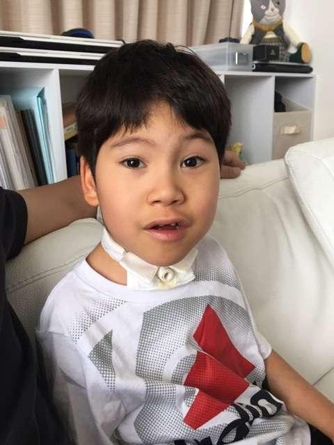 子供の顔の遺伝