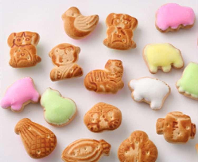 ビスケットのお菓子が好きな人!