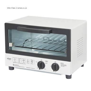 オーブントースターでの料理