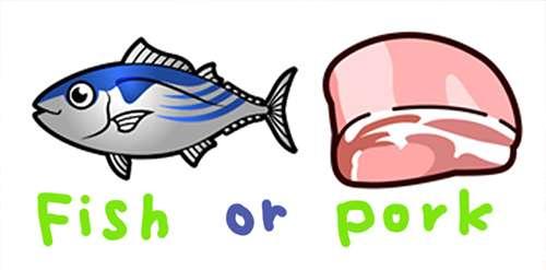 魚料理vs肉料理 どっちが好き?