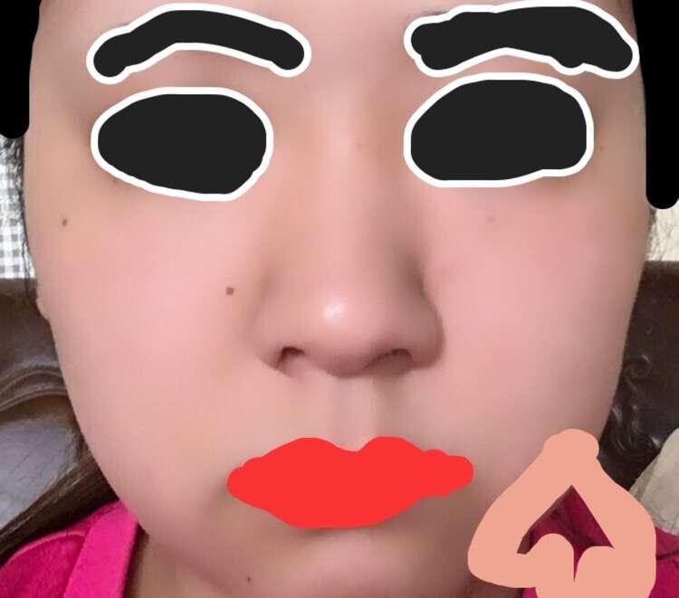 鼻がデカい人!