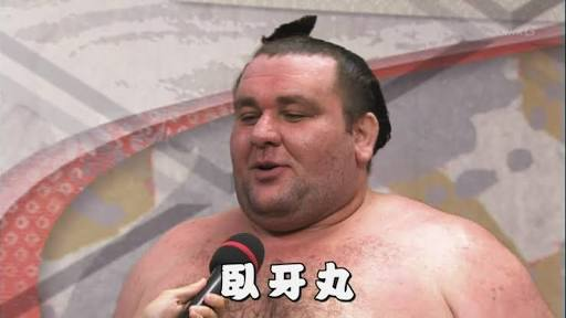 オススメのお相撲さん♪