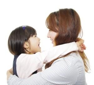 親の性格と子供の性格