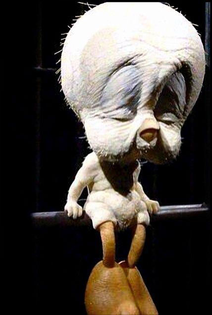「お前を蝋人形にしてやろうか!」の「蝋人形」の所を微妙に嫌な事に変えて、嫌いな人に向けて叫ぶトピ