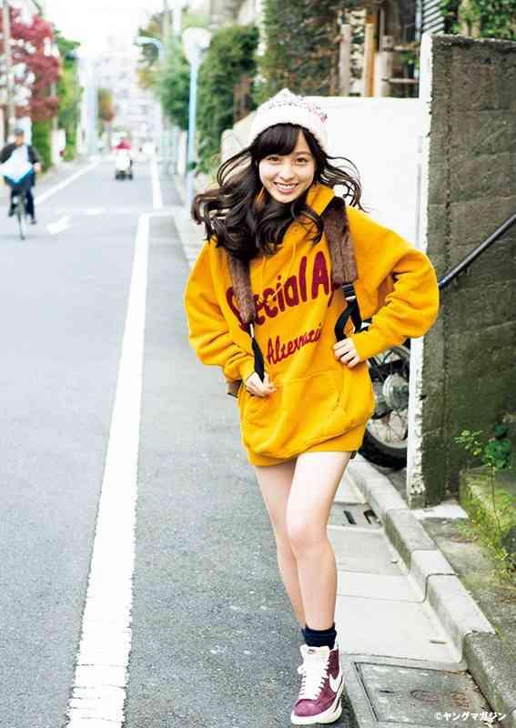 橋本環奈「低身長の悩み」告白に、ファンが猛抗議!?