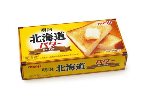 おすすめのバター。