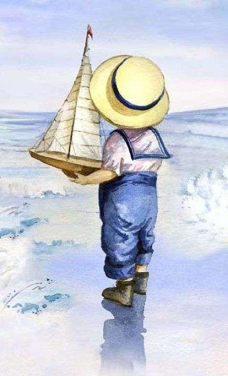 海とイケメン(と時々妄想)