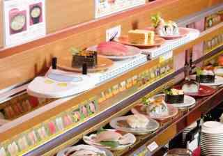 回転寿司、何皿食べれますか?