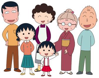 家族構成と間取りを発表するトピ