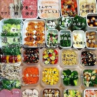 簡単・常備野菜の画像を貼るトピ