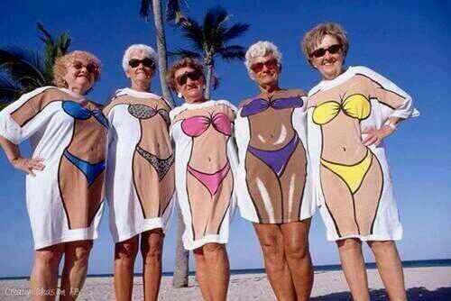 夏到来!ママの水着選び!