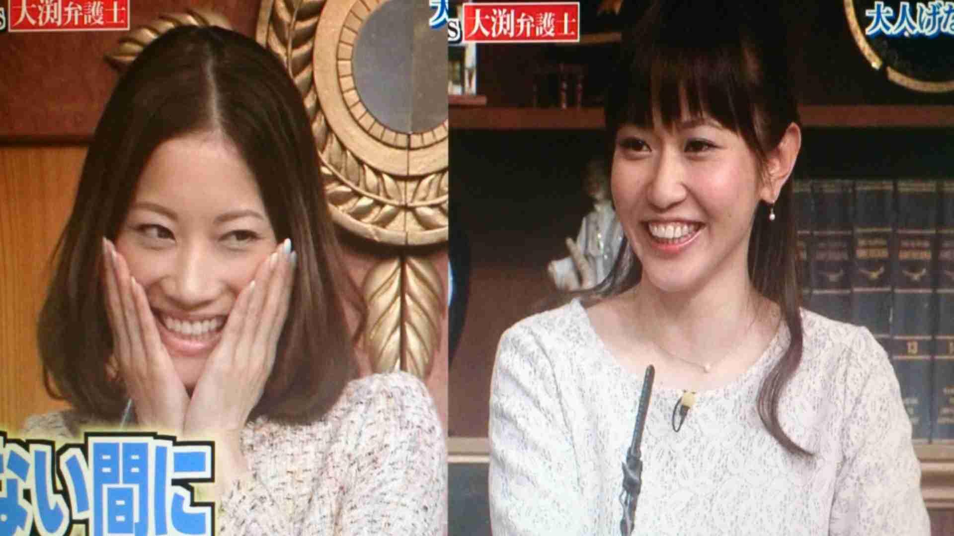 大渕愛子弁護士が第2子を妊娠「行列のできる法律相談所」で発表