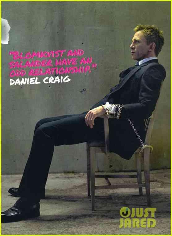 ダニエル・クレイグが好きな方!