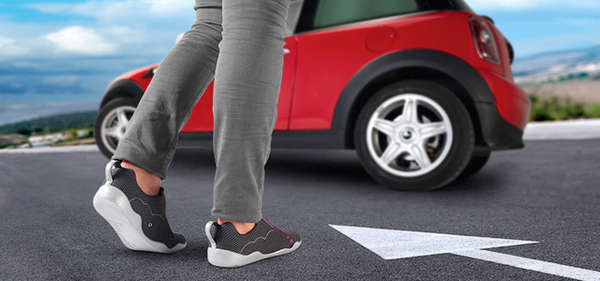 車を運転する時の靴