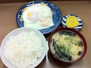 明日の朝食なに食べたい?