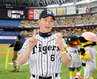 阪神タイガースを語りましょう。