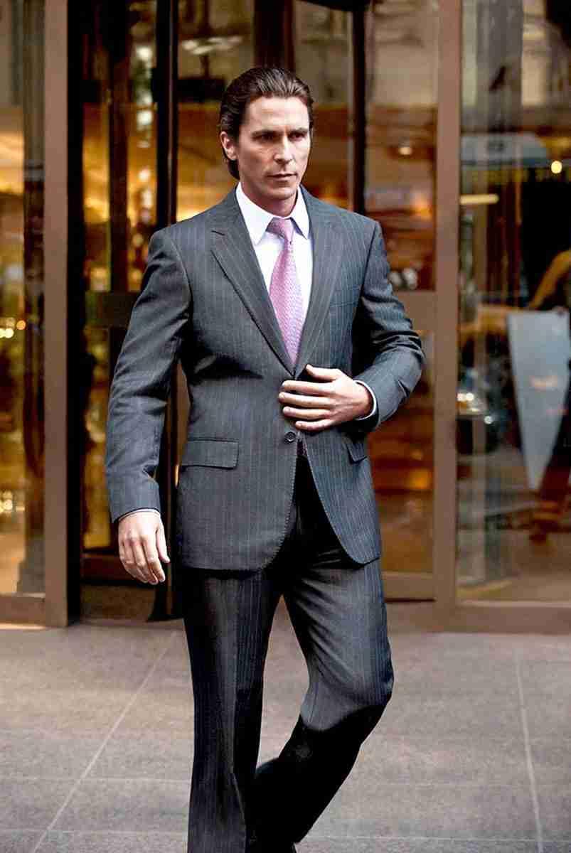 スーツ姿がかっこいい洋画