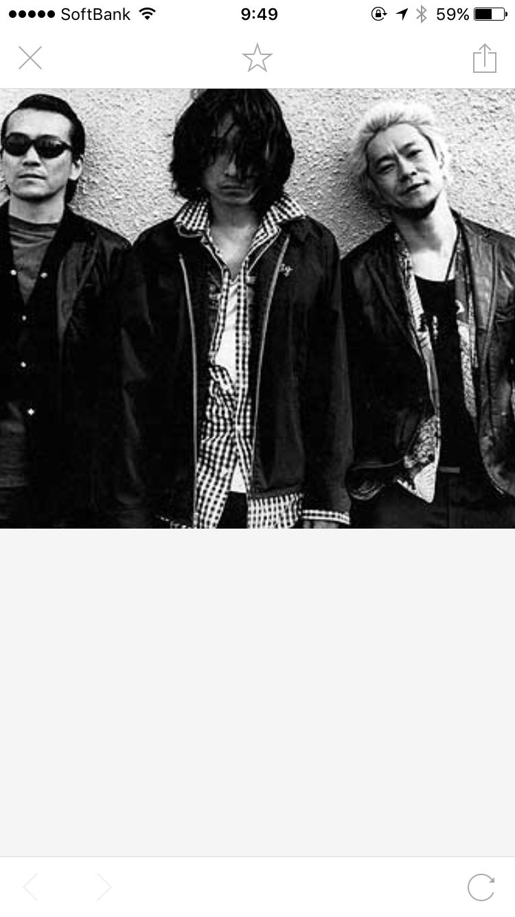バンドブームを語ろう(80年代後半~90年代)