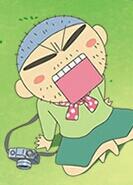 アニメの作画崩壊画像で笑うトピ!!