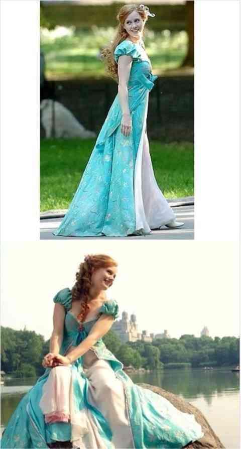 素敵だった衣裳は?