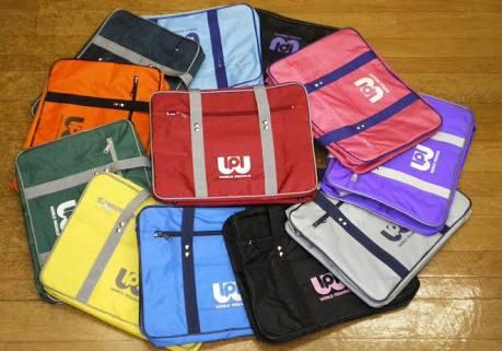 高校時代のスクールバッグ