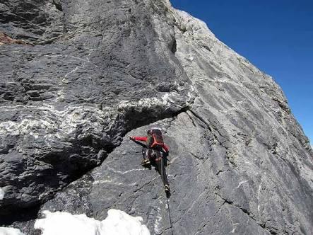 イモトアヤコ「イッテQ登山部」で「死の崖」アイガーに挑戦「ヤベェ山」