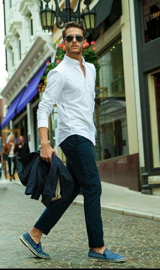 40代男性 どんなファッションが好きですか?