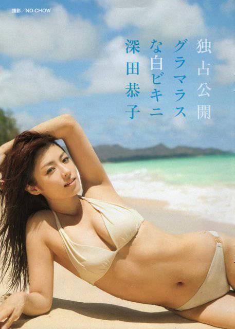 深田恭子がついにインスタ降臨、日焼けした大胆ショットでスタート。