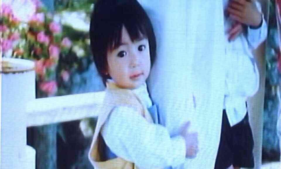 ジャニーズタレントの幼少期の画像を貼るトピ