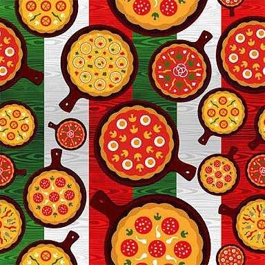 宅配ピザ!トッピングだけで好きなピザを作って下さい。
