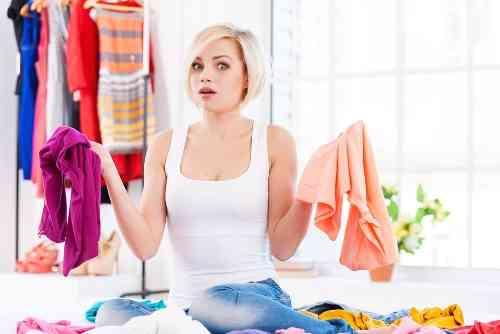 服を買うときのポイント。