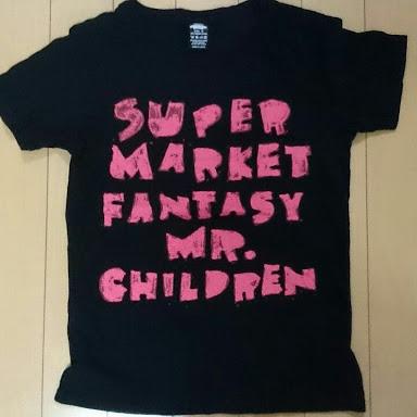買ったライブTシャツのその後
