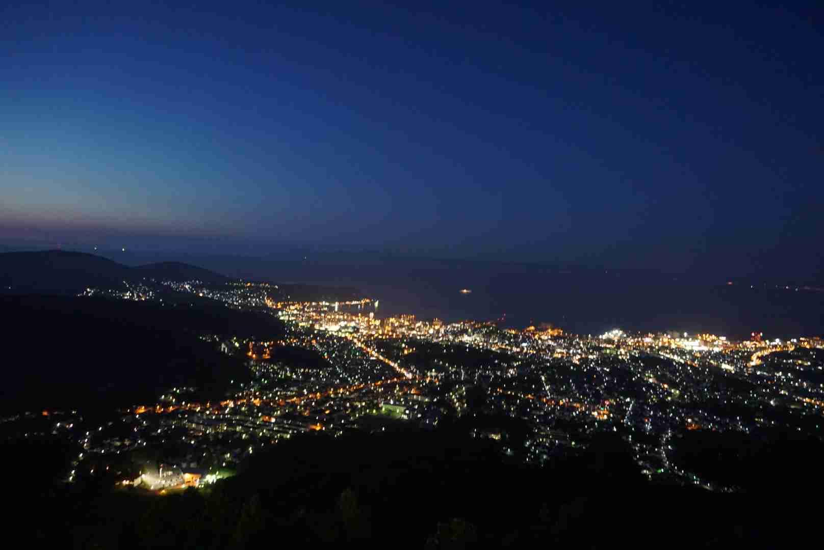 夜景の画像を貼るトピ