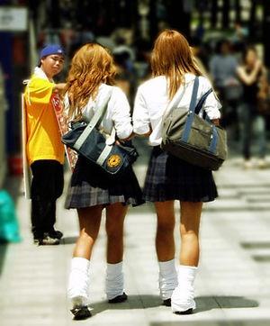 女子高生全盛期だった人達集まれー‼︎