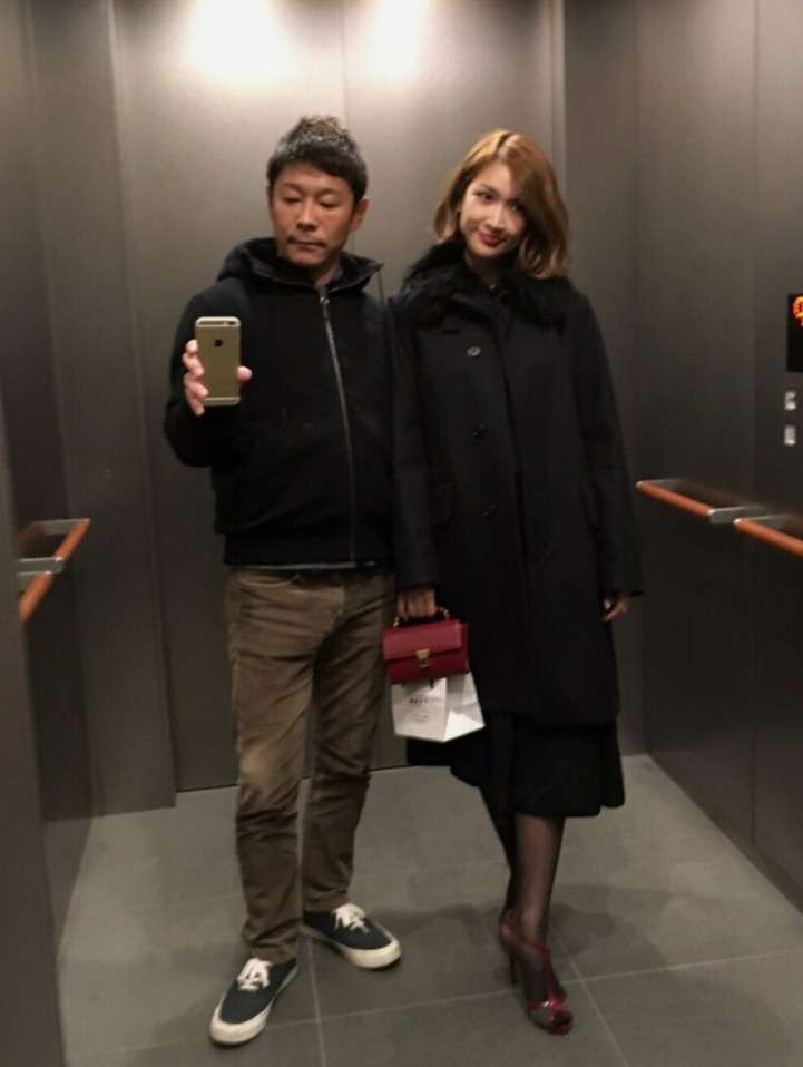 紗栄子 前澤友作氏との破局報道を一蹴…インスタグラムに投稿