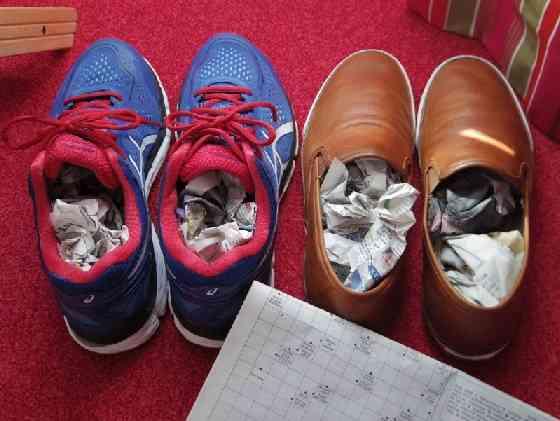靴、蒸れませんか?