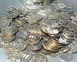 500円玉貯金始めました