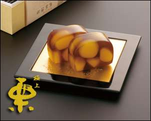 和菓子界の頂点だと思うお菓子ランキング! 3位わらび餅