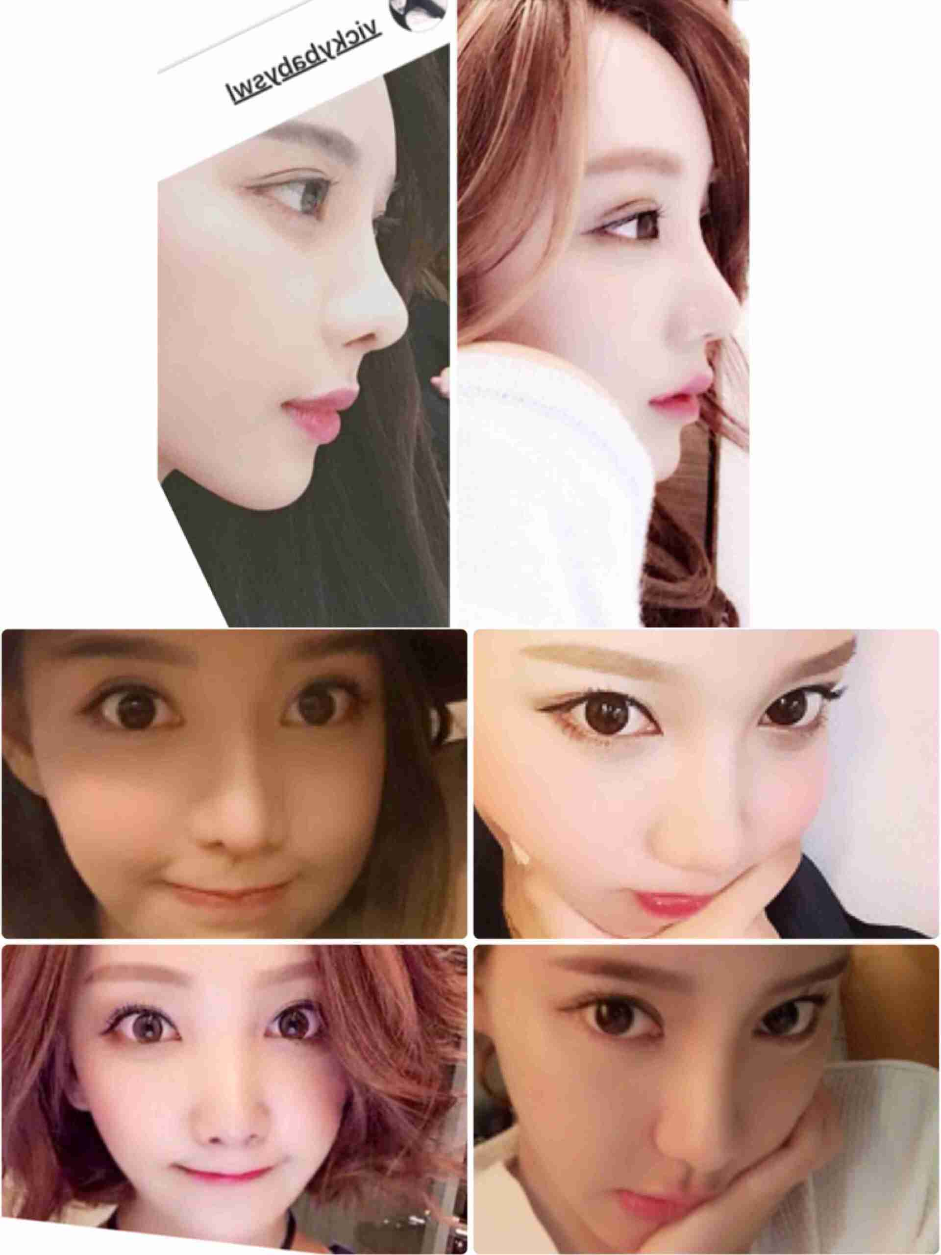 左上:中国人モデル、右上:ざわちんSNS : 『自称:オリジナル』ざわ ...