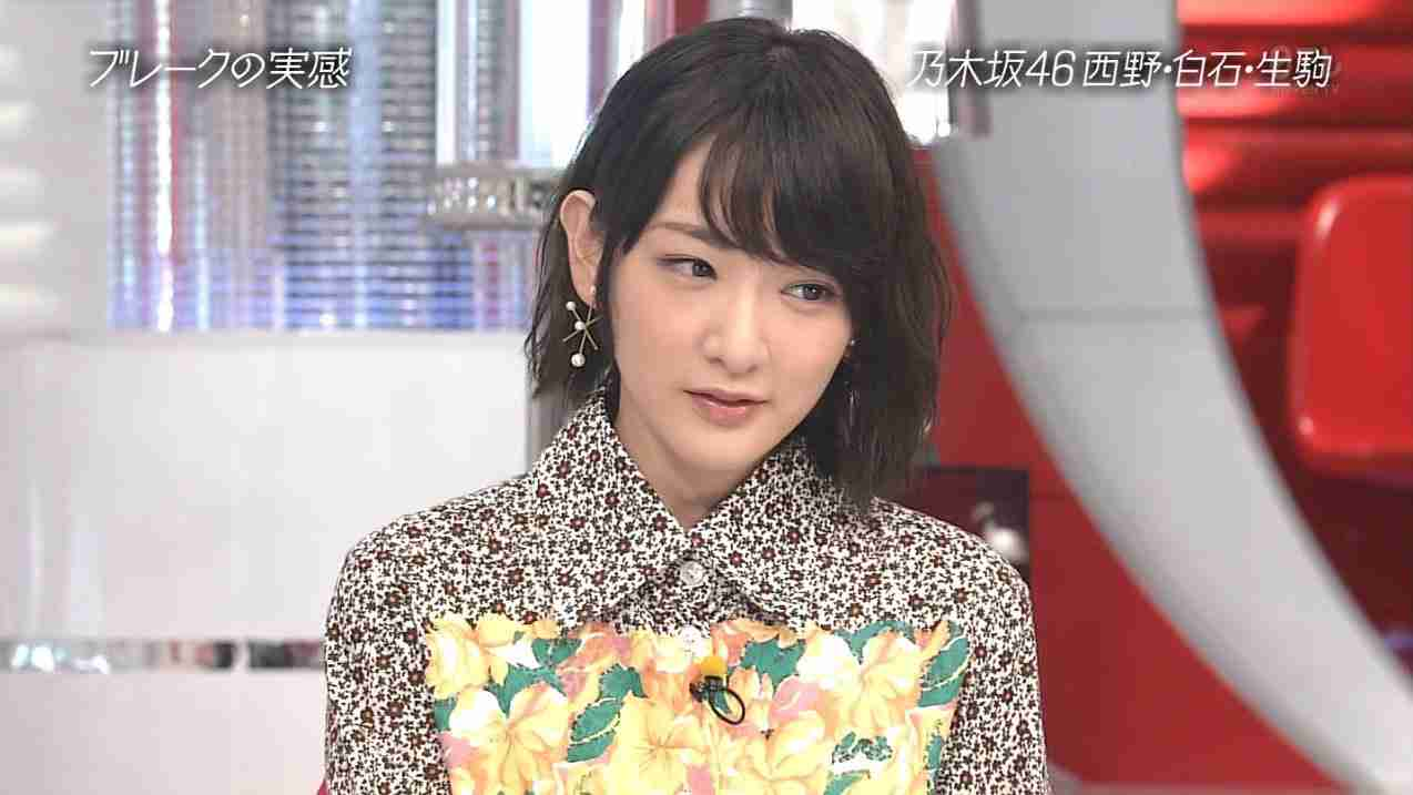 乃木坂46生駒里奈の大人化に反響「美しすぎる」「茶髪も似合う」