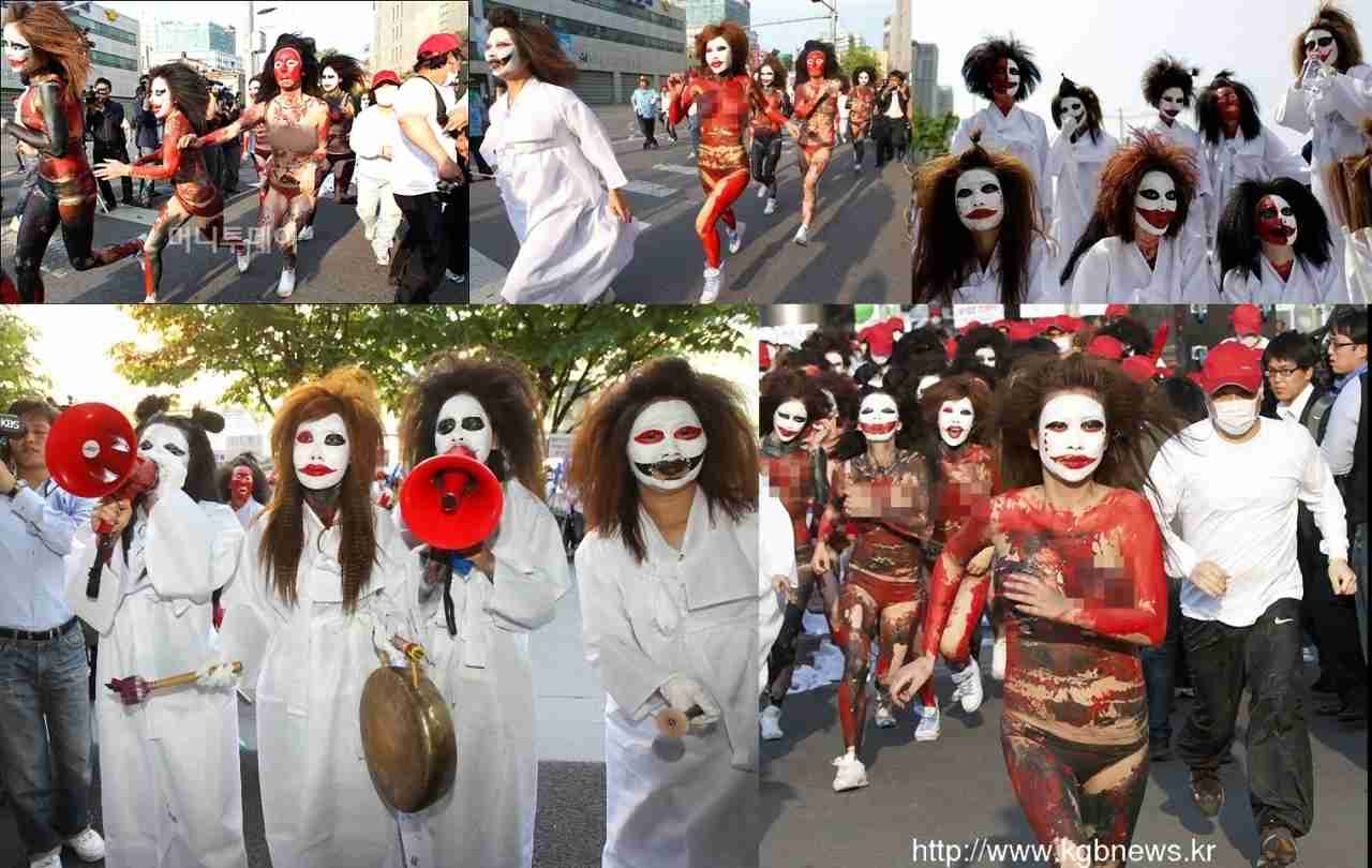 男子がドン引きな女子のハロウィン仮装「入り込みすぎ」「そもそもなんの仮装だよそれ…」