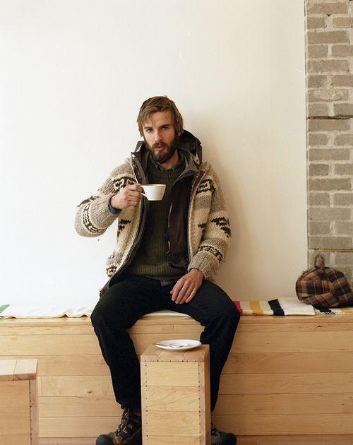旦那・彼氏に着て欲しい冬服2016