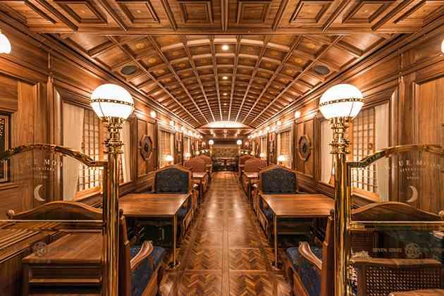 乗ったことのある、乗りたいと思っているリゾート列車