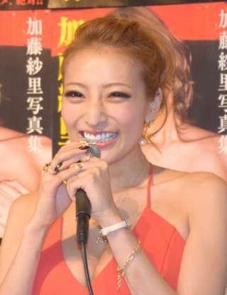 加藤紗里、街で真矢ミキに声をかけられ感激「紗里、嫌われものだから」
