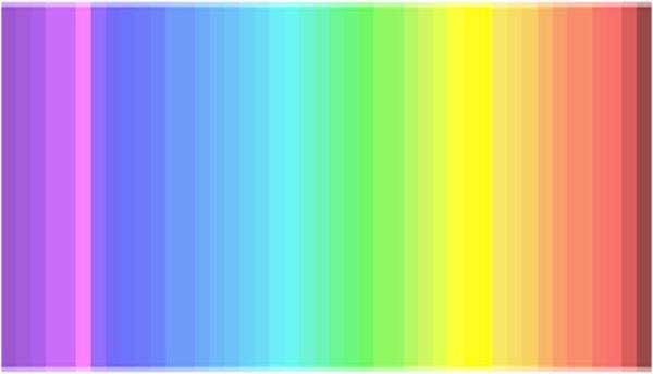 【わかる?】一番暗い色を選ぶことができたら超人レベルの目を持っているというテストが世界中で話題に!